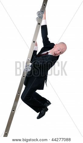 Scared Ladder Of Business