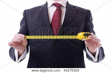 Suit Measure