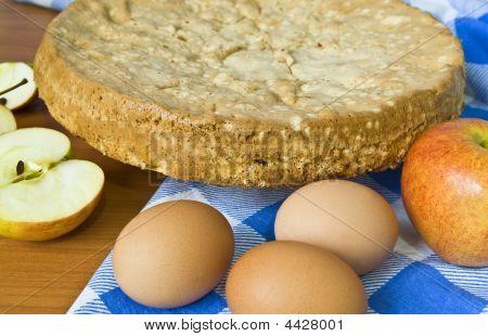 Apple Pie And Eggs