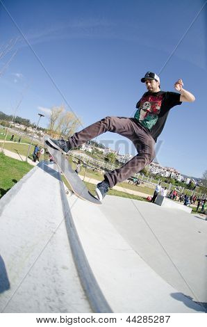 Unidentified Skater