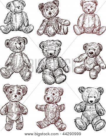 Teddy Bears.eps