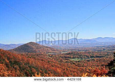 Autumn On Blue Ridge Parkway