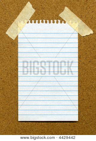Paper Notice