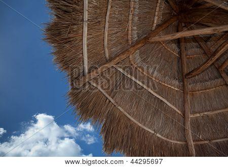 Thatched Umbrella