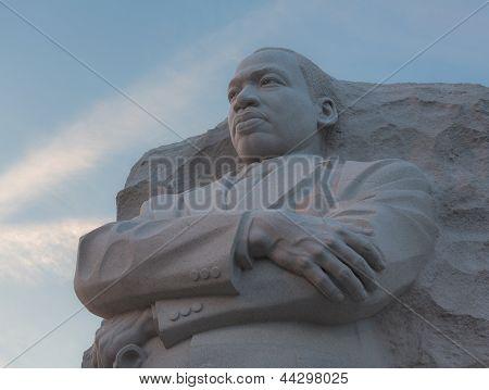 Martin Luther King Monument Washington Dc