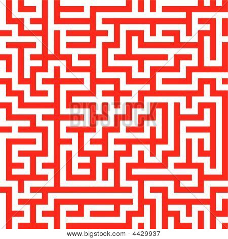 Seamless Maze