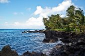 Maui's Shore at Ke'anae Beach Park