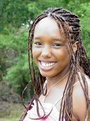 Smiling Portrait Dsc04991_filtered poster