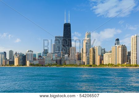 Paisaje de Chicago