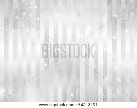 White sparkles - abstract silver grey background