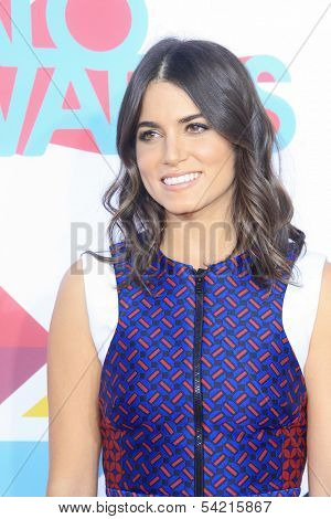 LOS ANGELES - NOV 17: Nikki Reed at the 5th Annual TeenNick HALO Awards at the Hollywood Palladium on November 17, 2013 in Los Angeles, California