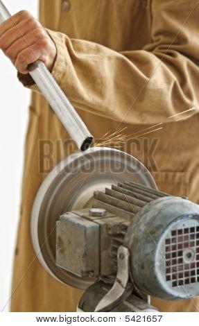 Heavy Industry Manual Worker