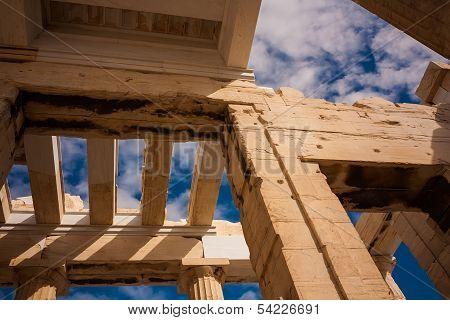 Acropolis Greece Parthenon Temple