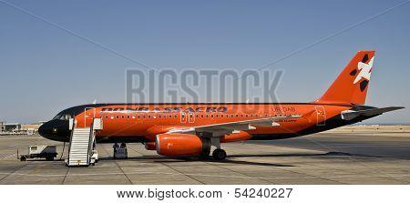 Donbass Aero, Airbus 320