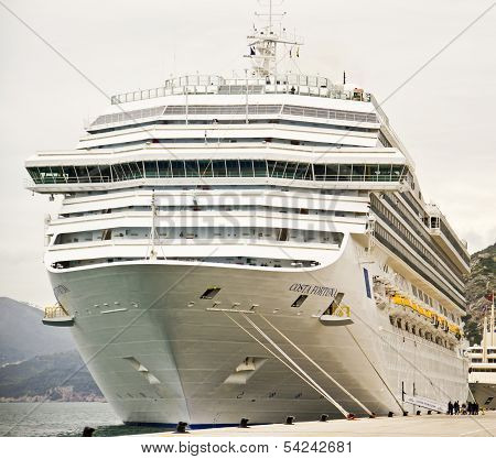 Costa Fortuna Cruise Ship