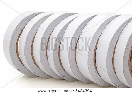 Double Side Adhesive Tapes With Clipping Path