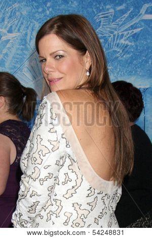 LOS ANGELES - NOV 19:  Marcia Gay Harden at the