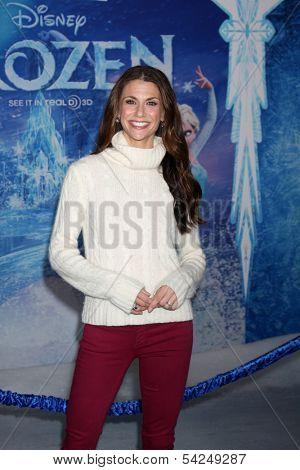 LOS ANGELES - NOV 19:  Samantha Harris at the