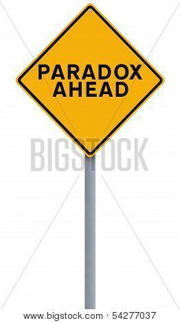 Paradox Ahead