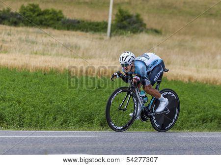 The Cyclist Michal Kwiatkowski