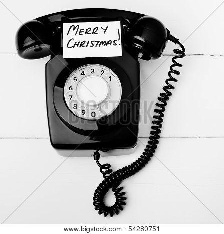 Christmas Telephone Call