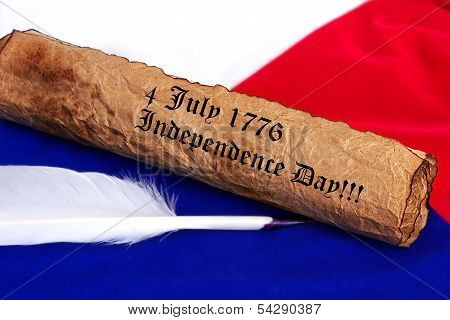 July 4 1776  Independence Day