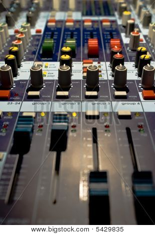 Sound Producer Mixer