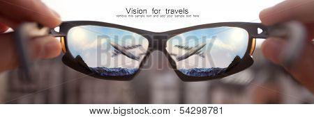 Sunglasses Conceptual