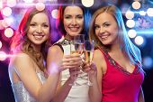 image of hen party  - new year - JPG