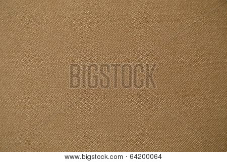 Mustard Color Fabric Texture