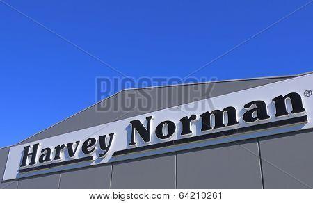 Harvey Norman Electrical appliances retailer Australia