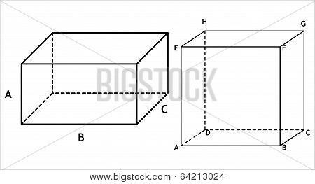 Cube And Blocks