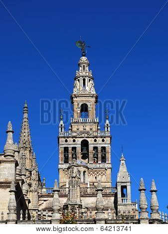 La Giralda tower, Seville.