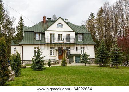 Guesthouse U Brzechwy Former Orlik In Zakopane