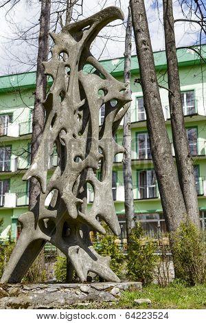 Millenium, Sculpture In Zakopane