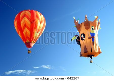 Hot Air Ballooning Paired Two