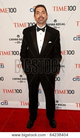 NEW YORK-APR 29: Scientist Robert Lanza attends the Time 100 Gala for the  Most Influential People in the World at the Frederick P. Rose Hall at Lincoln Center on April 29, 2014 in New York City.