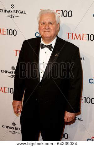 NEW YORK-APR 29: Time Inc. CEO Joseph Ripp attends the Time 100 Gala for the Most Influential People in the World at the Frederick P. Rose Hall at Lincoln Center on April 29, 2014 in New York City.