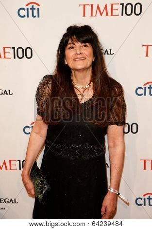 NEW YORK-APR 29: Food writer Ruth Reichl attends the Time 100 Gala for the Most Influential People in the World at the Frederick P. Rose Hall at Lincoln Center on April 29, 2014 in New York City.