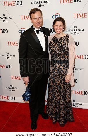 NEW YORK-APR 29: Associate Professor John M. Kovac attend the Time 100 Gala for the Most Influential People in the World at Frederick P. Rose Hall at Lincoln Center on April 29, 2014 in New York City.