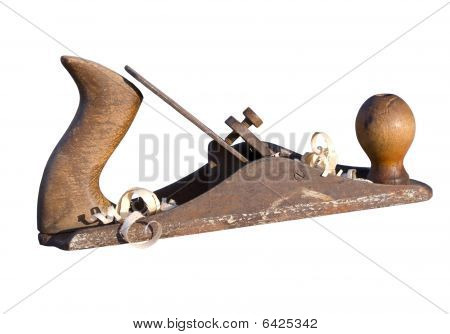 Old Instrument Of The Joiner