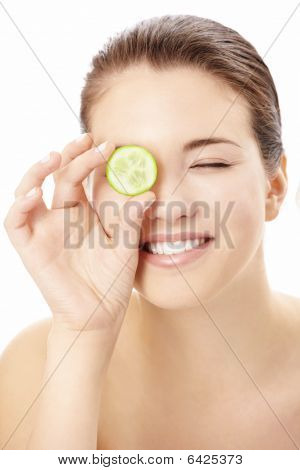 Gurke Maske