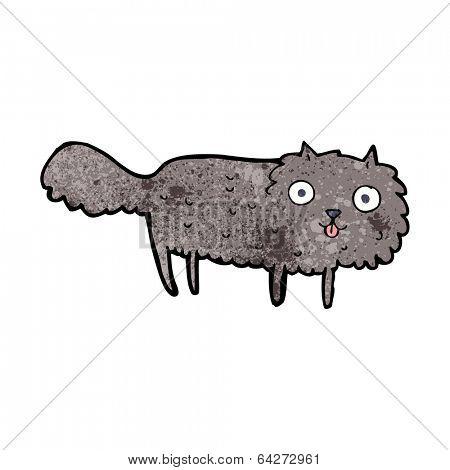 cartoon furry cat