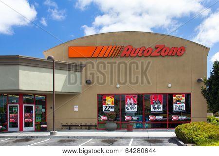 Uto Zone Car Parts Store