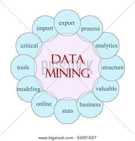 Data Mining Circular Word Concept