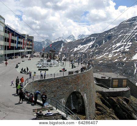 The High Alpine Road