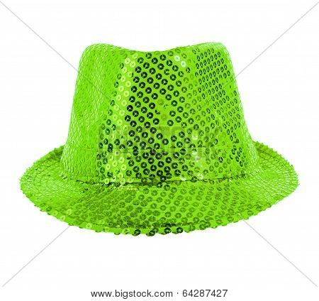 Festively Green Hat