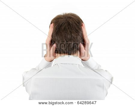 Man With Closed Ears
