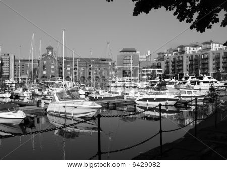 St Catherine Docks London