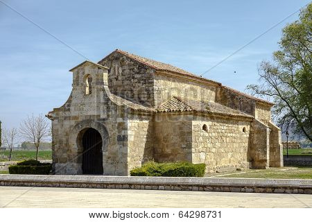 Church Of San Juan Bautista, Banos De Cerrato